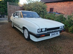1985 ford capri mk3 2.0 laser For Sale
