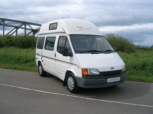 1993 Ford Transit 120D Motor Caravan For Sale