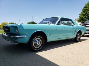 1965 Ford Mustang Numbers Matching 2 Owner  For Sale