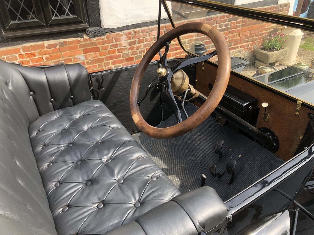 Very Rare 1914 Ford Model T Roadster Vintage Veteran Fully R SOLD (picture 4 of 6)