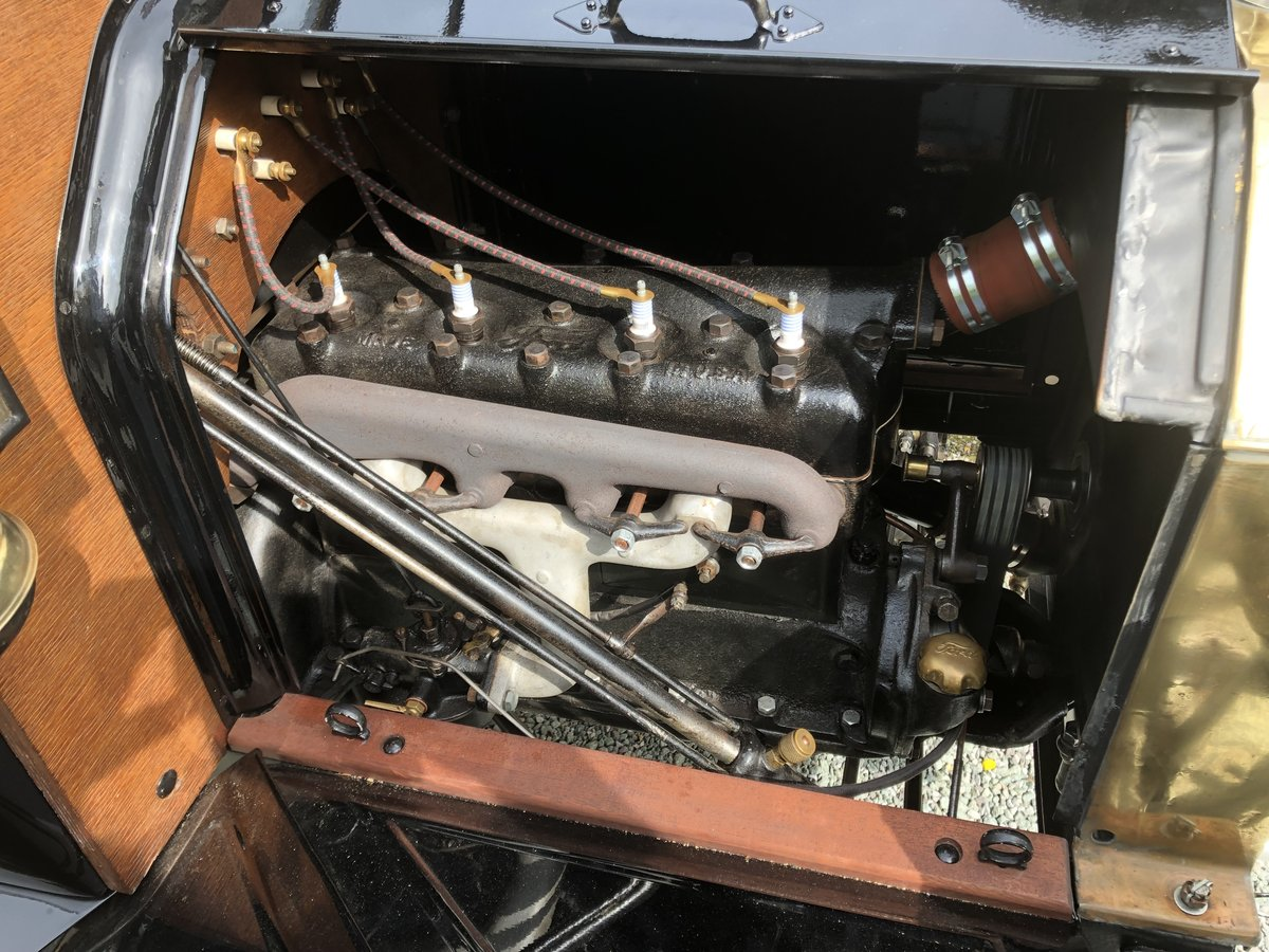 Very Rare 1914 Ford Model T Roadster Vintage Veteran Fully R SOLD (picture 5 of 6)