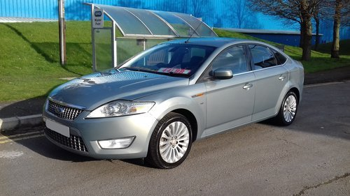 FORD MONDEO 2.0 TDCI TITANIUM X 140BHP 6 SPEED For Sale