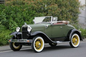 Ford Model A Roadster, 1931 SOLD