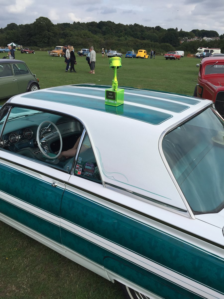 Custom 1961 thunderbird For Sale (picture 5 of 6)