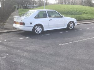 1990 Ford Escort RS Turbo For Sale