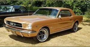 Ford Mustang 1965 V8 Automatic 289 (4735cc) For Sale
