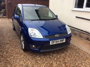 2005 fiesta ST 150 in performance blue 76,000 mile For Sale