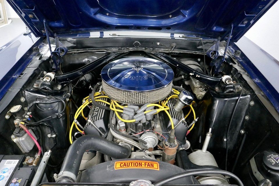Rare 1970 Ford Mustang 302 Convertible Muscle Car For Sale (picture 3 of 6)