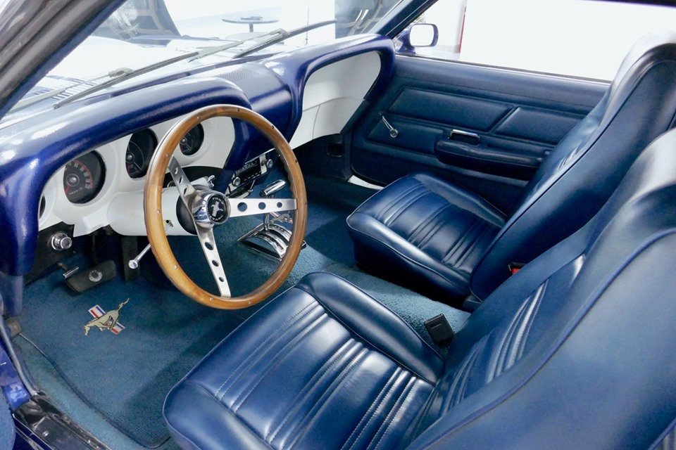 Rare 1970 Ford Mustang 302 Convertible Muscle Car For Sale (picture 5 of 6)