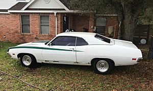 Ford Torino 1971 For Sale