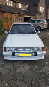 1985 ford escort S1 RS turbo for sale