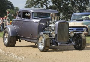 1977 1932 Ford Model B Hot Rod ' Right hand Drive' For Sale