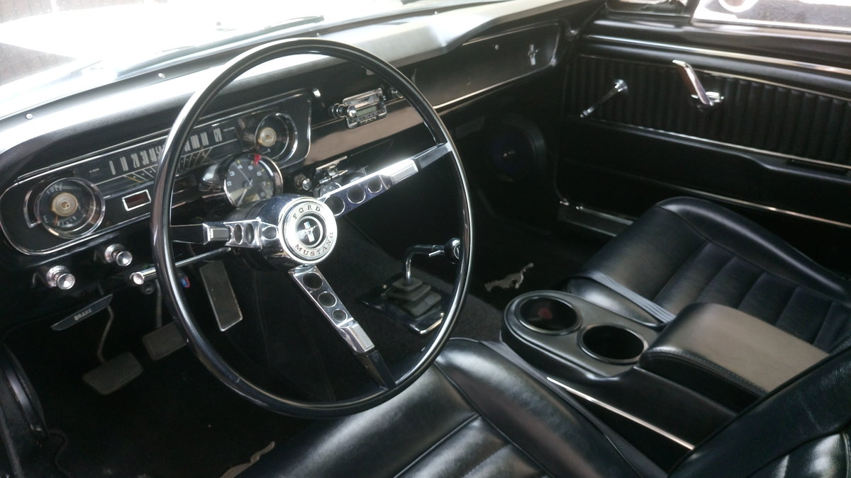 1965 Ford Mustang Fastback 289 For Sale (picture 5 of 6)