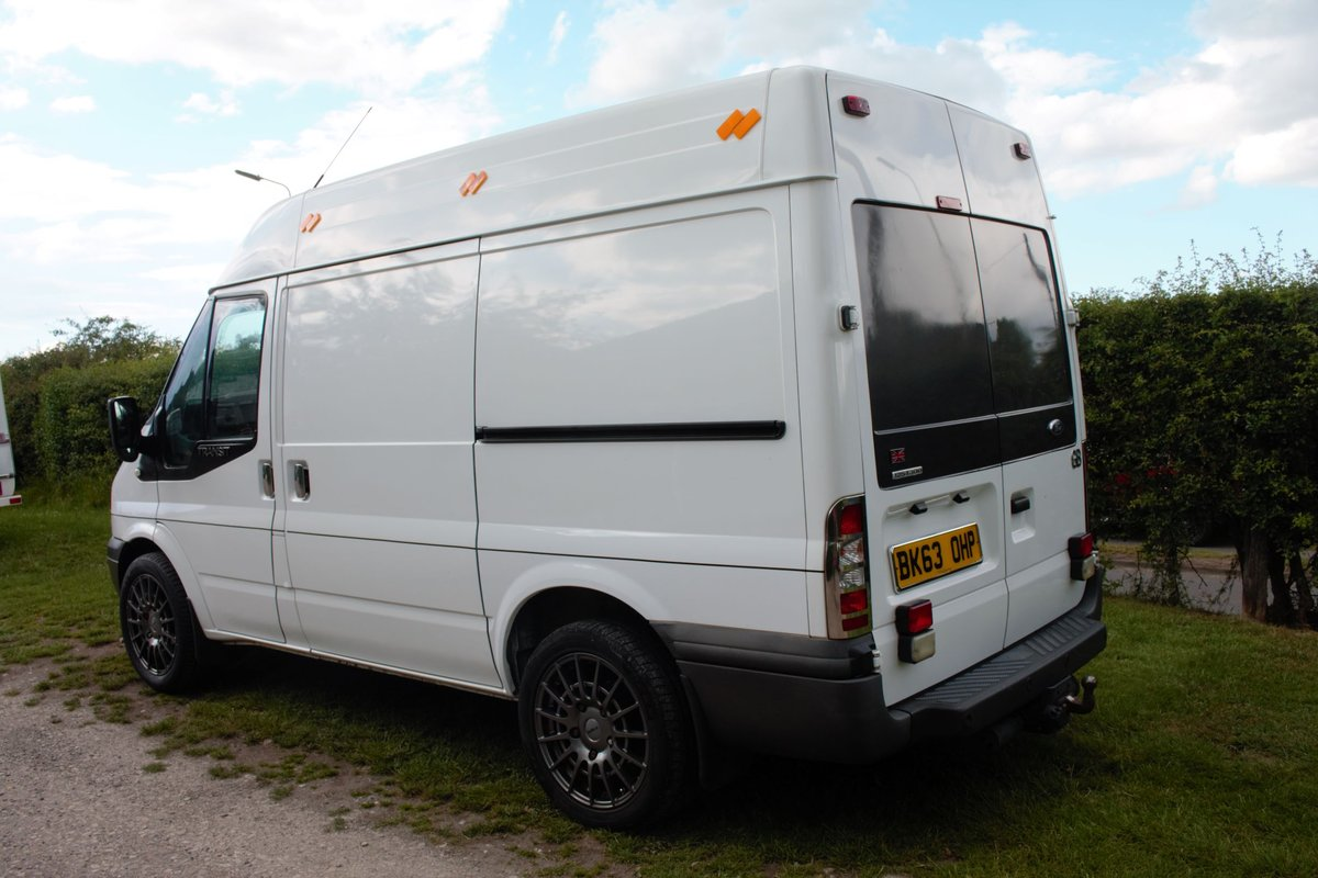 2013 Ford Transit Custom Van For Sale (picture 2 of 6)