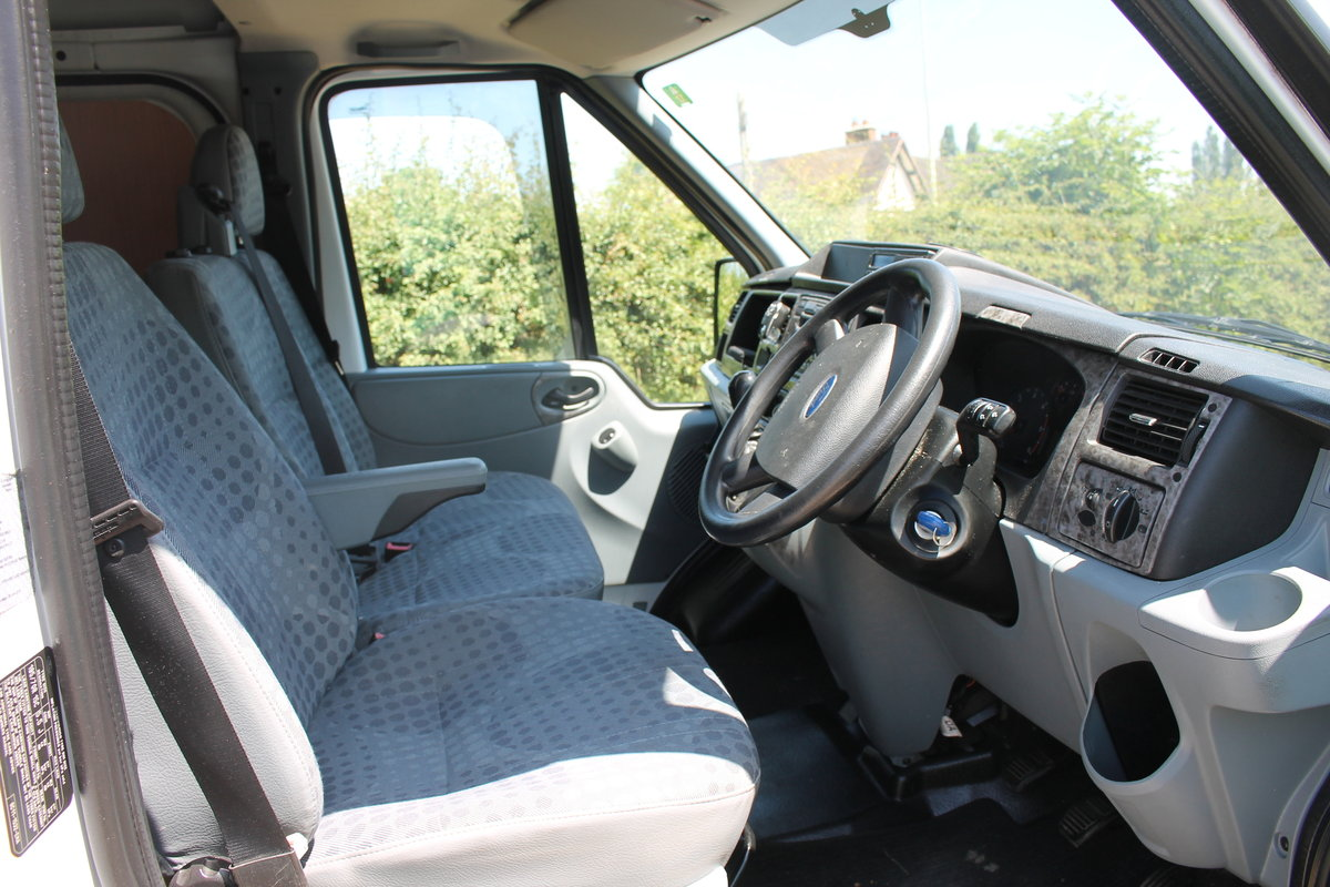 2013 Ford Transit Custom Van For Sale (picture 6 of 6)