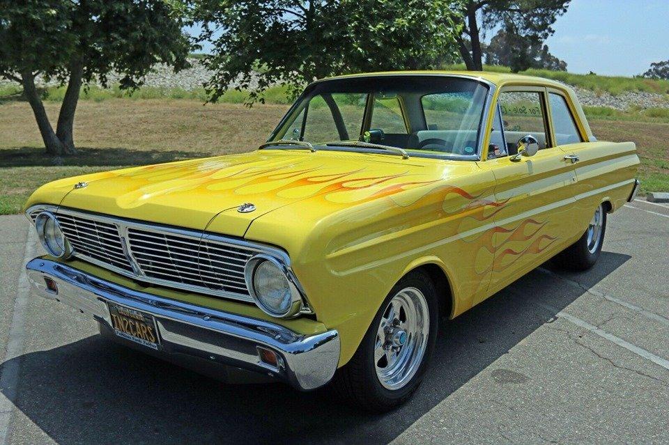 1965 Ford Falcon (Sherman Oaks, Ca) $36,500 obo For Sale (picture 1 of 6)