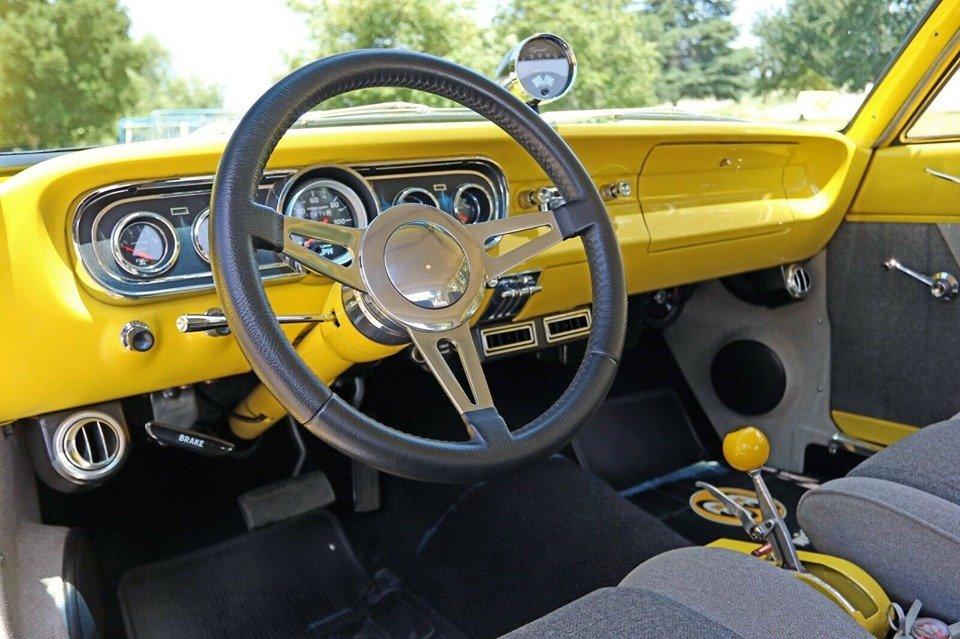 1965 Ford Falcon (Sherman Oaks, Ca) $36,500 obo For Sale (picture 4 of 6)