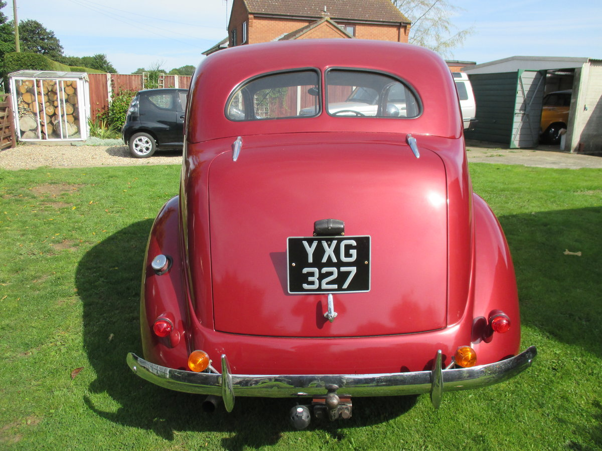 1937 Ford V8 4door saloon Right hand drive For Sale (picture 3 of 6)