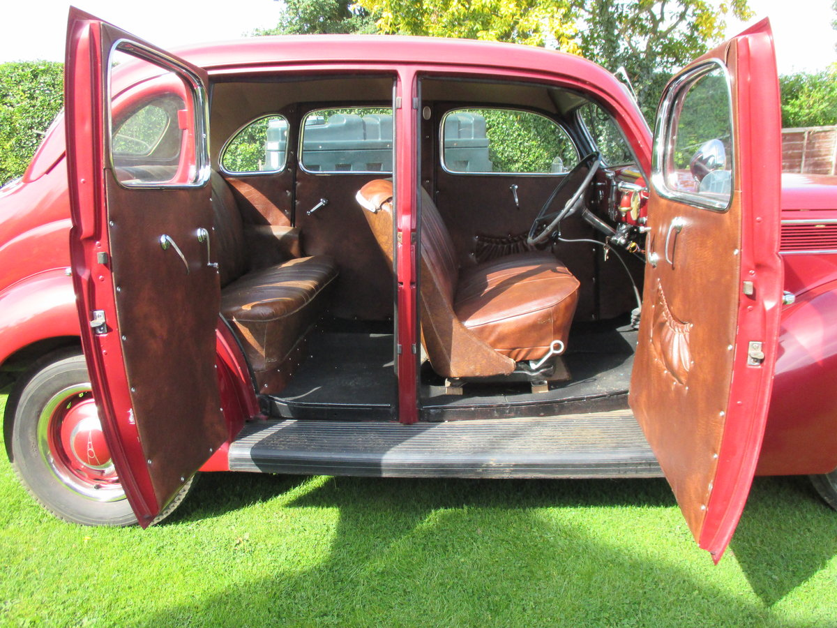 1937 Ford V8 4door saloon Right hand drive For Sale (picture 6 of 6)