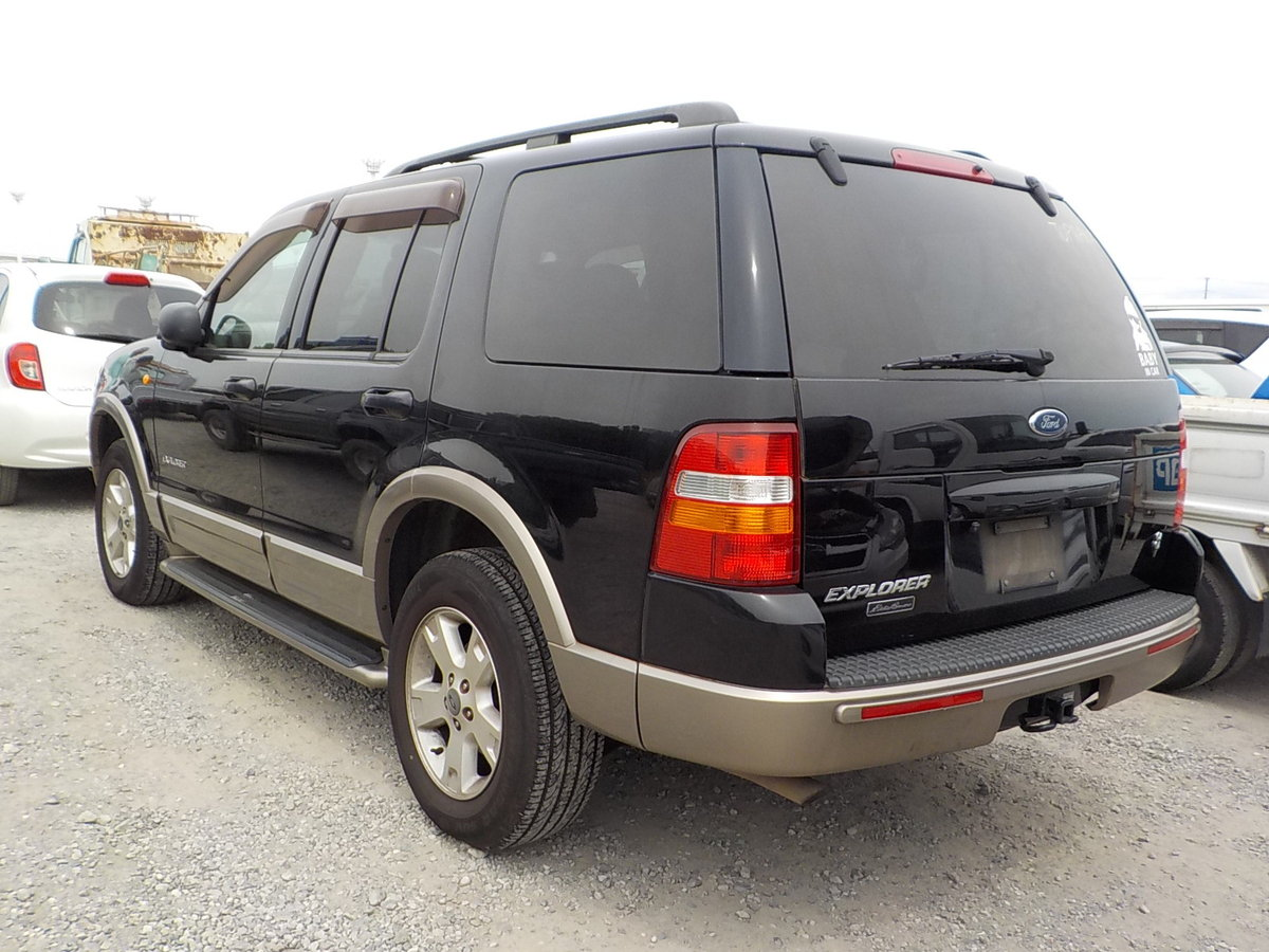 2004 FORD EXPLORER 4.6 EDDIE BAUER AUTOMATIC * 7 SEATER 4X4 For Sale (picture 4 of 6)