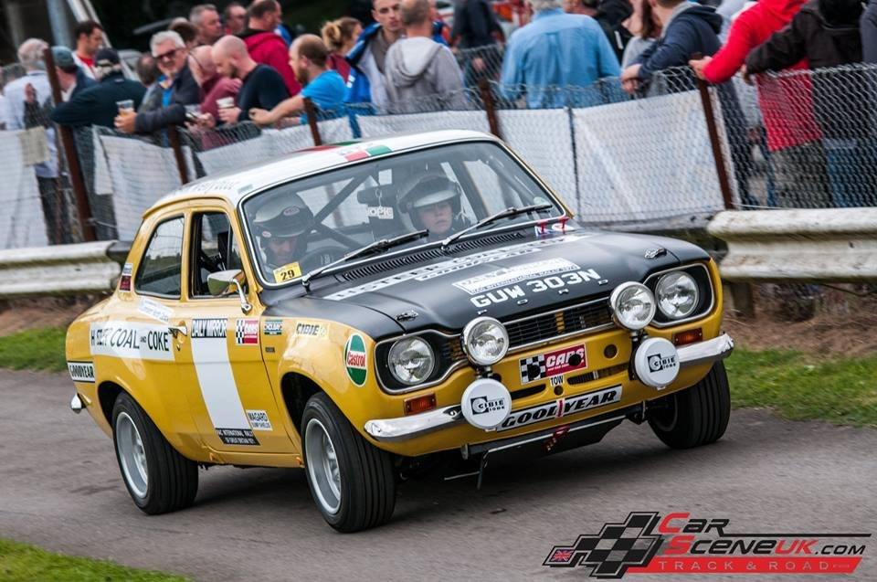 1974 Historic Ford Escort Mk1 Rally/Race Car SOLD (picture 1 of 6)