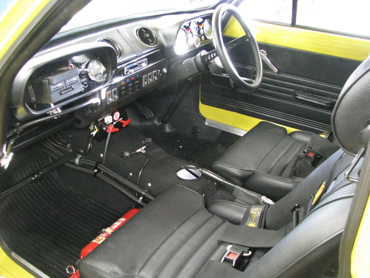 1974 Historic Ford Escort Mk1 Rally/Race Car SOLD (picture 5 of 6)