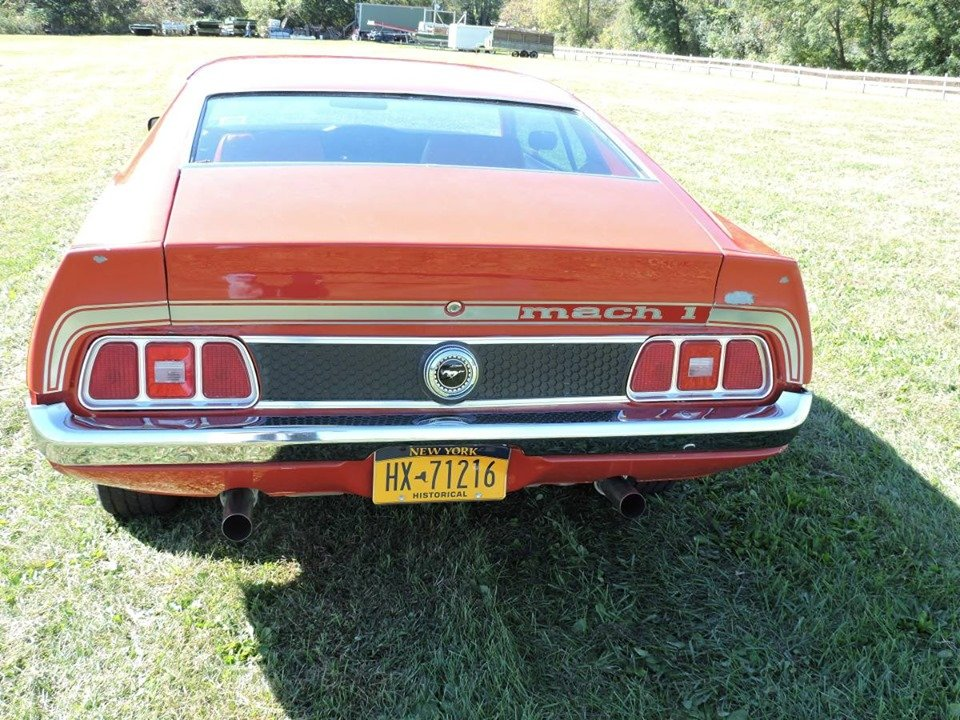 1973 Mustang Mach 1 (Alplaus, NY) $19,900 obo For Sale (picture 4 of 6)