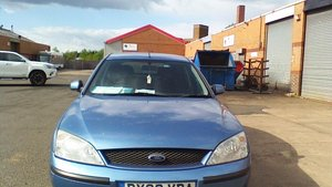 2003 Ford Mondeo 2.0 Diesel TDCi For Sale