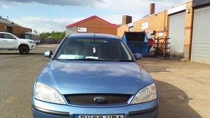 2003 Ford Mondeo 2.0 Diesel TDCi