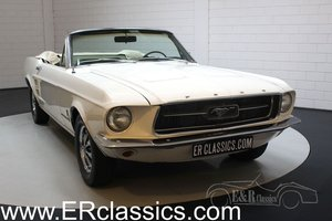 Ford Mustang V8 Cabriolet 1967 Powertop For Sale