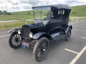 1922 Ford Model T Tourer For Sale by Auction