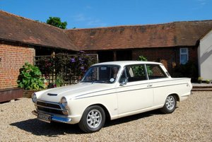 1965 Ford Cortina 1500 GT For Sale by Auction