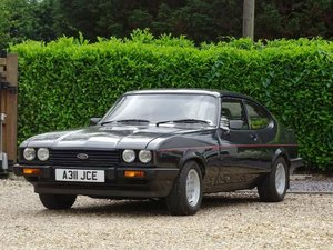 1983 Ford Capri 2.8i For Sale by Auction