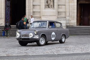 1965 - Ford Anglia  SOLD by Auction