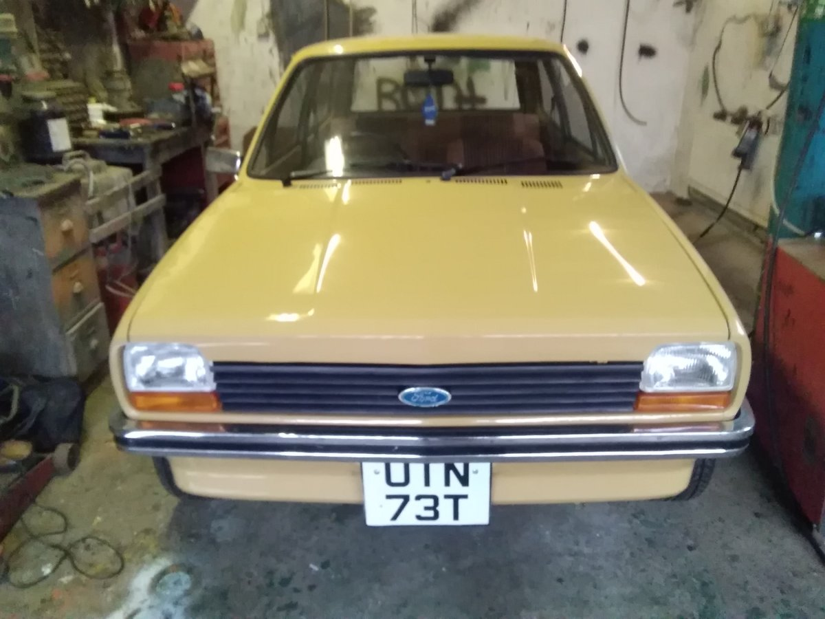 Mk 1 Ford fiesta 1978 For Sale (picture 2 of 6)