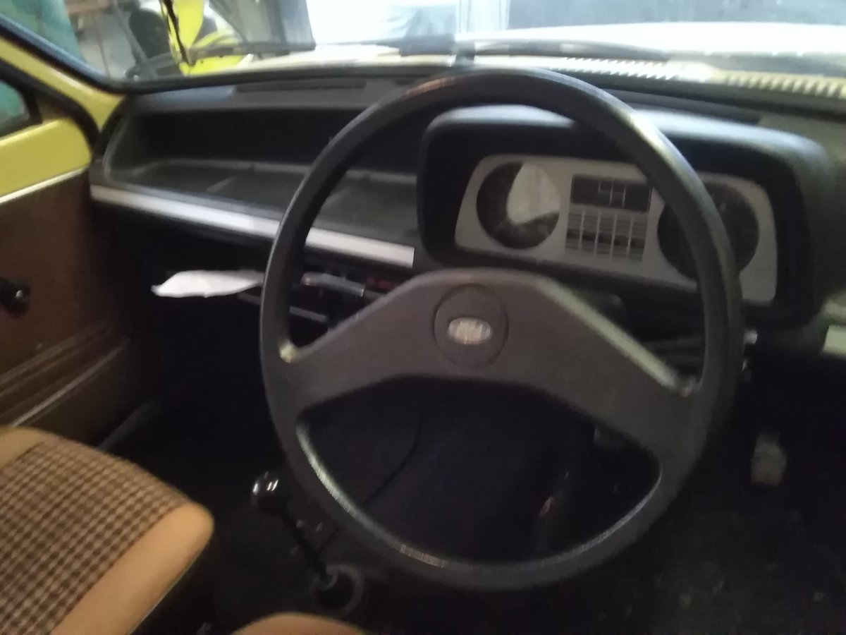Mk 1 Ford fiesta 1978 For Sale (picture 3 of 6)