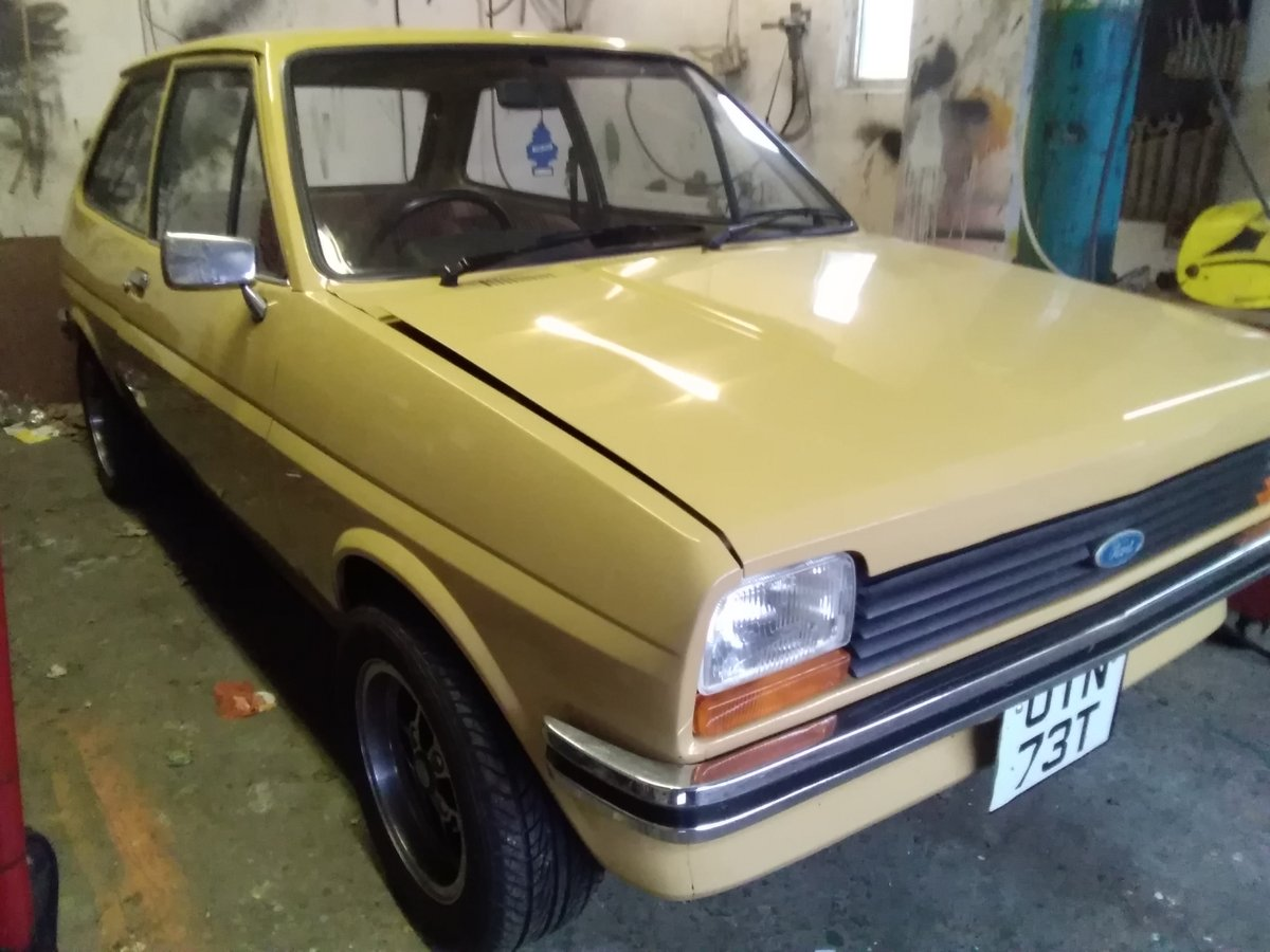 Mk 1 Ford fiesta 1978 For Sale (picture 4 of 6)