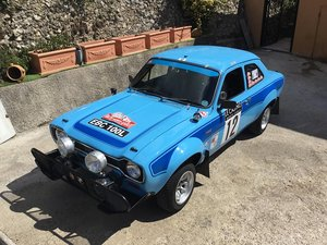 1972 Ford Escort MK1 Rally car For Sale