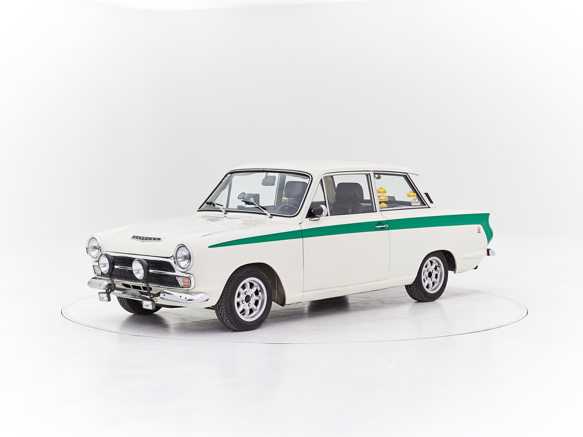 1965 FORD CORTINA GT For Sale by Auction (picture 1 of 5)