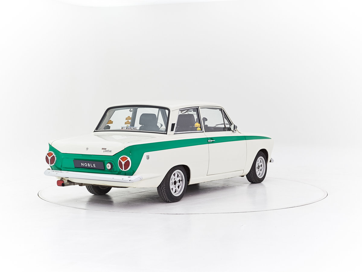 1965 FORD CORTINA GT For Sale by Auction (picture 2 of 5)