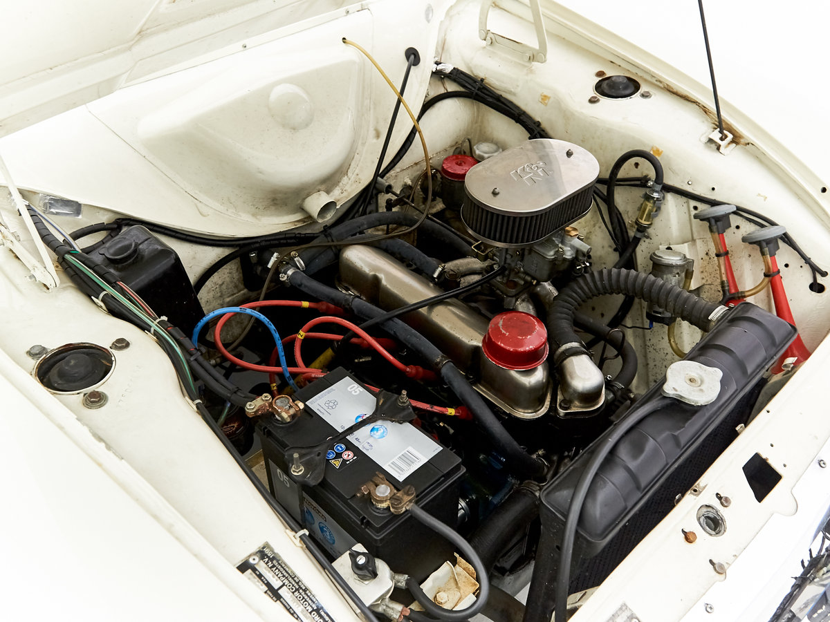 1965 FORD CORTINA GT For Sale by Auction (picture 5 of 5)