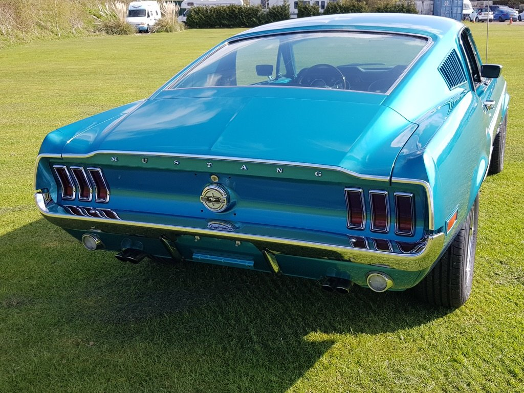 1968 Ford Mustang Fastback V8 and Automatic  For Sale (picture 3 of 6)