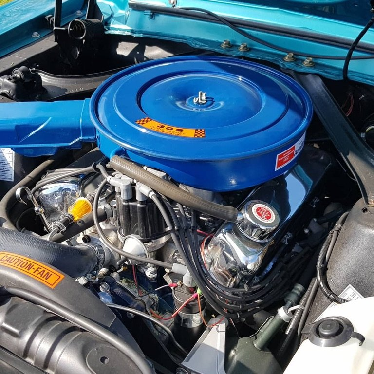 1968 Ford Mustang Fastback V8 and Automatic  For Sale (picture 4 of 6)