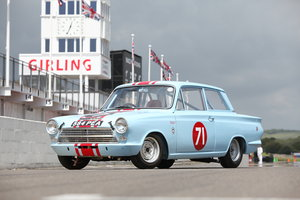 1964 MK1 Cortina GT FiA race car For Sale