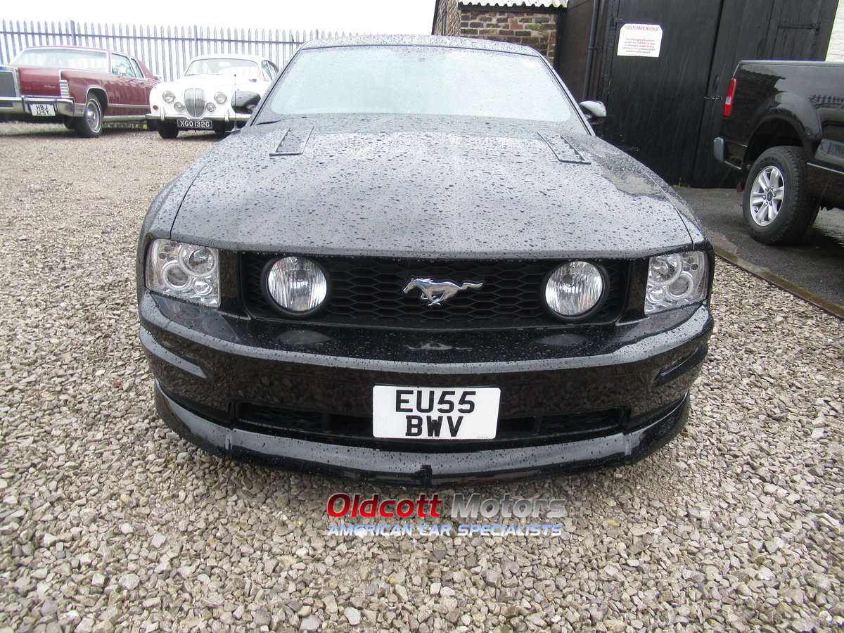2005 FORD MUSTANG 4.6 LITRE SUPERCHARGED For Sale (picture 2 of 6)