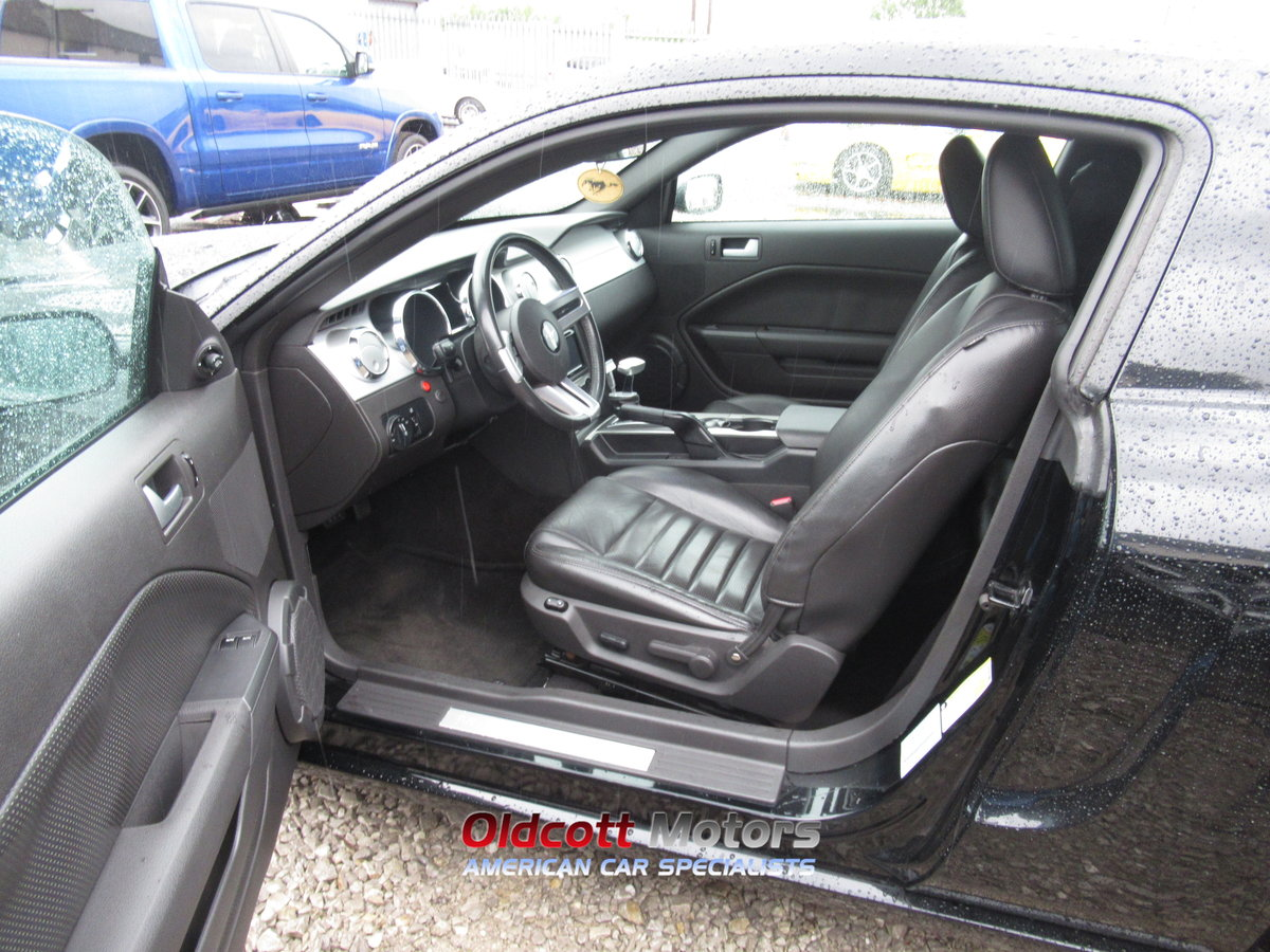 2005 FORD MUSTANG 4.6 LITRE SUPERCHARGED For Sale (picture 4 of 6)