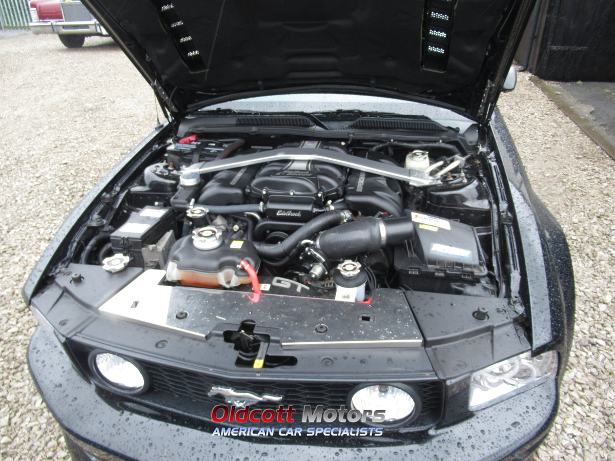 2005 FORD MUSTANG 4.6 LITRE SUPERCHARGED For Sale (picture 6 of 6)