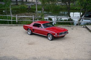 1967 FORD MUSTANG COUPE FULLY RESTORED 3300CC AUTOMATIC , POWER S For Sale