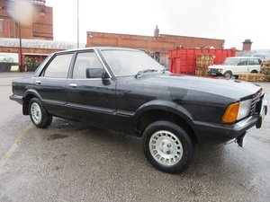 1982 Ford cortina gls mark v Public auction