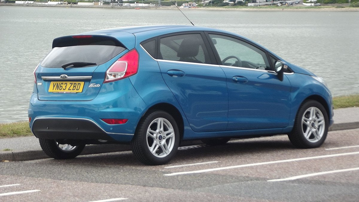 2013 '63' FORD FIESTA ZETEC 1.0 TURBO (100ps) ECO BOOST 5 DO SOLD (picture 3 of 6)